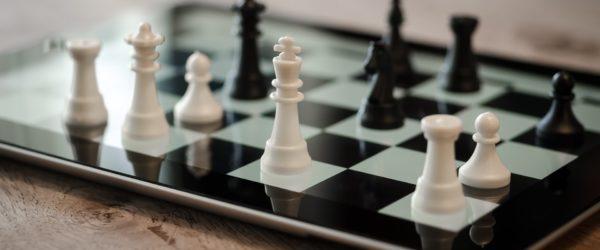 Okresní přebor školních družstev v šachu