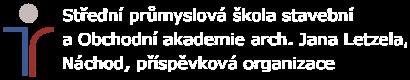 Střední průmyslová škola stavební aObchodní akademie arch. Jana Letzela, Náchod, příspěvková organizace