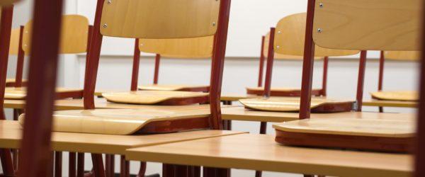 Upozornění pro žáky školy