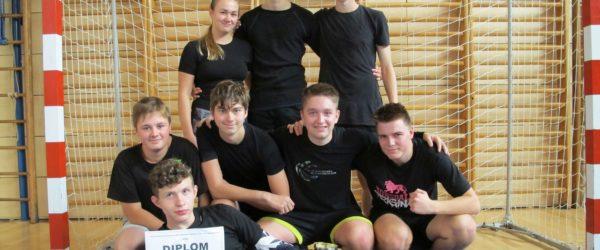 Školní futsalový turnaj