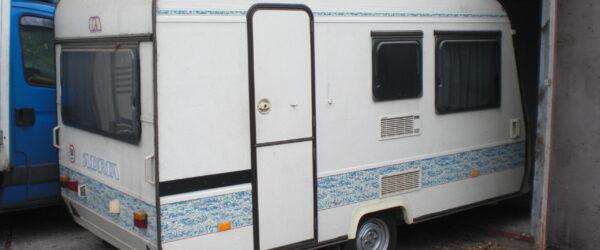 Nabídka odprodeje karavanu Adria 360 DB